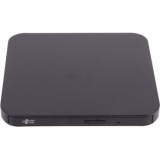 Привод DVD+RW&CD-RW ext LG GP90NB70 черный USB ultra slim внешний RTL