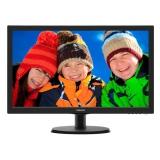 """Монитор-ЖК 22"""" Philips 223V5LSB/00(01) LED TN 1920*1080 5мс DVI VGA Glossy-Black"""