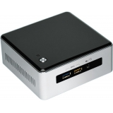 "Платформа-неттоп Intel BOXNUC5i3RYH i3-5010U/2xDDR3L SoDIMM/1xSATA 2.5""/1xM.2/Black-Silver"