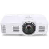 Проектор Acer S1283e DLP (1024x768)XGA, 3100 ANSI, 13000:1, 2xVGA,Composite Video (RCA), S-Video, USB miniB, RS-232, 3D Ready Короткофокусный (MR.JK011.001)