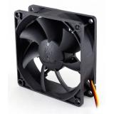 Вентилятор для корпуса 80x80x25 GlacialTech GT8025-LWD0B Sleeve OEM