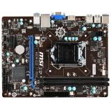 Материнская плата MSI H81M-E33 (RTL) S-1150 H81 2xDDR3 PCI-E x16/PCI-E x1 2xSATA II/2xSATA III 2xPS/2/D-sub/HDMI/4xUSB 2.0/2xUSB 3.0/GLAN/3 audio jacks mATX