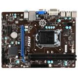 Материнская плата MSI H81M-P33 (RTL) S-1150 H81 2xDDR3 PCI-E x16/PCI-E x1 2xSATA II/2xSATA III 2xPS/2/D-sub/DVI-D/4xUSB 2.0/2xUSB 3.0/GLAN/audio jacks mATX