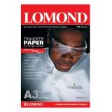 Бумага Lomond A3 140г/м2 50л термотрансфер для светлой ткани для струйной печати (0808315)