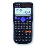Калькулятор научный Casio FX-85ESPLUS 10+2 разряда черный 252 функци двойное питание