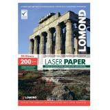 Бумага Lomond A4 200г/м2 250л глянцевая двустороняя для цв.лаз.печати (0310341)