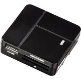 Кардридер памяти USB2.0 Hama 00094124 черный(00094124)