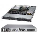 "Платформа SuperMicro SYS-6017R-72RFTP 3.5"" LSI2208 10G 2P+1G 2P 2x750W(SYS-6017R-72RFTP)"