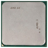 Процессор AMD A4 4000 (OEM) S-FM2 3.0GHz/1Mb/65W 2C/HD7480D