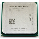 Процессор AMD A6 6400K (OEM) S-FM2 3.9GHz/1Mb/65W 2C/HD8470D