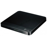 Привод DVD+RW&CD-RW ext LG GP50NB41 Slim RTL Black