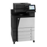 МФУ лазерное цветное HP Color LaserJet Flow M880z (A3, принтер/сканер/копир/факс, DADF, Duplex, LAN) (A2W75A) замена Q3938A, Q3939A, CE664A, CE665A