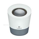 Колонки Logitech Z-50 10Вт белый/серый (980-000804)