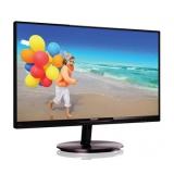 """Монитор-ЖК 22"""" Philips 224E5QSB/00(01) LED IPS 1920*1080 14мс DVI VGA Black"""