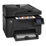 МФУ HP Color LaserJet Pro M177fw (принтер, сканер, копир, факс, ADF, LAN, Wi-Fi) CZ165A