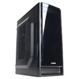 Корпус mATX ZALMAN ZM-T2 Plus w/o PSU MiniTower Black