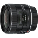 Объектив Canon EF IS USM (5345B005) 24мм F/2.8 черный(5345B005)