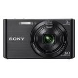 "фотоаппарат SONY DSC-W830 Black 20.1Mpix/8х/MSDuo/SDHC/HD video/2,7"""