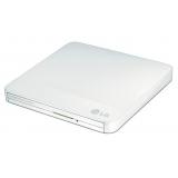 Привод DVD-RW LG GP50NW41 белый USB slim внешний RTL(GP50NW41)