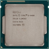 процессор intel core i5-4460 (oem) s-1150 3.2ghz/6mb/84w 4c/4t/hd graphics 4600 350mhz/turbo boost 2.0