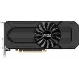 Видеоадаптер PCI-E Palit GeForce GTX1060 6144Mb GeForce GTX1060 StormX 6G (RTL) GDDR5 192bit DVI-D/HDMI/3xDP