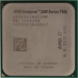 Процессор AMD Sempron 2650 (OEM) S-AM1 1.45GHz/1Mb/25W 2C/R3 400MHz