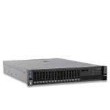 "Сервер Lenovo x 3650 M5 1xE5-2630v3 1x16Gb 1x600Gb 2.5"" SAS/SATA RW M5210 1x550W 85W O/Bay p/s Rack (5462D2G)"