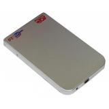 "Внешний корпус для HDD AgeStar SUB201 SATA алюминий серебристый 2.5""(SUB201SILVER)"