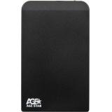 "Корпус внешний для HDD 2.5"" AgeStar SUB201 SATA USB 2.0 Black"