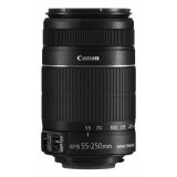 Объектив Canon EF-S IS STM 55-250мм F/4-5.6 (8546B005)