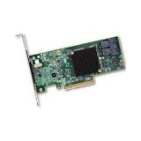 Контроллер SAS/SATA LSI SAS 9300-8i (PCI-E 3.0 x8, LP) (SGL) 8xSAS 12G/2xSFF8643 (mini SAS HD int), без кабелей (LSI00344, H5-25573-00)