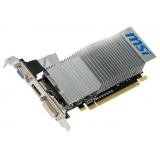 Видеоадаптер PCI-E MSI GeForce GT210 1024Mb N210-TC1GD3H/LP (RTL) GDDR3 64bit D-sub/DVI-I/HDMI