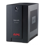 ИБП APC Back-UPS BX 500VA BX500CI 3xBat Black
