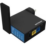 Маршрутизатор NetGear PR2000-100EUS 802.11n 300 Мбит/с (2 порта 10/100 Мбит/с WAN/LAN), 1 порт USB 2.0, 1 порт Micro-USB(PR2000-100EUS)