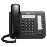 Системный телефон Panasonic KX-DT521RUB черный(KX-DT521RU-B)