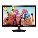 """Монитор-ЖК 20"""" Philips 200V4LSB/01 LED TN 1600*900 5мс DVI VGA Black"""