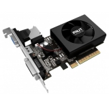 Видеокарта Palit PCI-E nVidia GT730 1024Mb GeForce GT 730 1024Mb 64bit DDR3 900/1804 DVI/HDMI/CRT/HDCP bulk(PA-GT730K-1GD3H BULK)