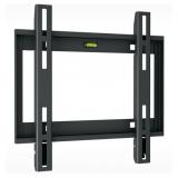 "Кронштейн для телевизора Holder LCD-F2608 черный 22""-47"" макс.40кг настенный фиксированный(LCD-F2608-B)"