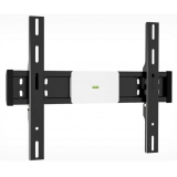 "Кронштейн для телевизора Holder LCD-F4611 черный 32""-65"" макс.40кг настенный фиксированный(LCD-F4611-B)"