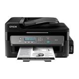 МФУ струйное монохромное Epson M205 (A4, принтер/сканер/копир, ADF, LAN, Wi-Fi, СНПЧ) (C11D07401)