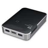 "Жесткий диск внешний 2.5"" 2Tb WD (USB3.0/WiFi) WDBDAF0020BBK-EESN My Passport Wireless черный"