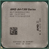 Процессор AMD A4 7300 (OEM) S-FM2 3.8GHz/1Mb/65W 2C/HD8470D