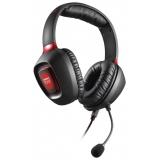 Наушники с микрофоном Creative Tactic3D Rage v2.0 черный 1.8м (70GH023000004)(70GH023000004)