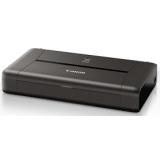 Принтер струйный Canon Pixma IP110 + bat (9596B029) A4 WiFi USB черный(9596B029)