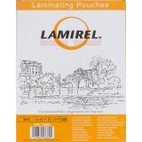 Пленка для ламинирования Fellowes 75мкм A4 глянцевая 216x303мм (100шт) Lamirel (LA-78656)
