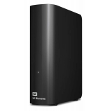 "Жесткий диск внешний 3.5"" 3TB WD (USB3.0) WDBWLG0030HBK-EESN Elements Desktop Black"