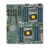 Материнская Плата SuperMicro MBD-X10DRH-I-O Soc-2011 iC612 eATX 10xSATA3 SATA RAID iI350 2хGgbEth Ret(MBD-X10DRH-I-O)