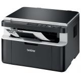 МФУ лазерное монохромное Brother DCP-1612WR (A4, принтер/сканер/копир, Wi-Fi) (DCP1612WR1)