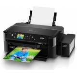 Принтер струйный Epson L810 (C11CE32402) A4 USB черный(C11CE32402)