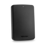 "Жесткий диск внешний 2.5"" 1Tb Toshiba (5400/USB3.0) Canvio Basics (HDTB310EK3AA) Black"